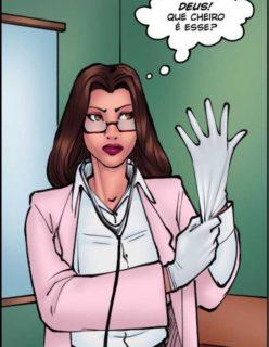 Doutora Safada - Quadrinho erotico - Foto 10