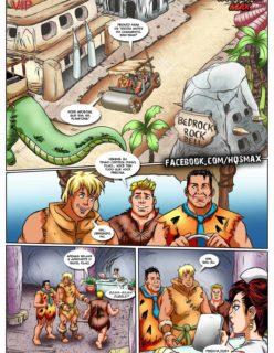Flintstones - A caverna do sexo - Foto 5