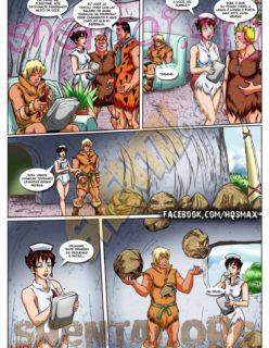 Flintstones - A caverna do sexo - Foto 6