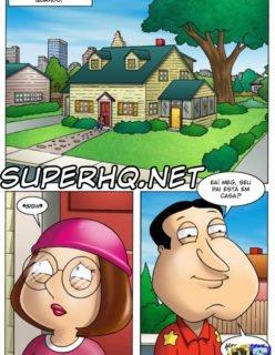 Paródia Family Guy – Meg transa com o tio