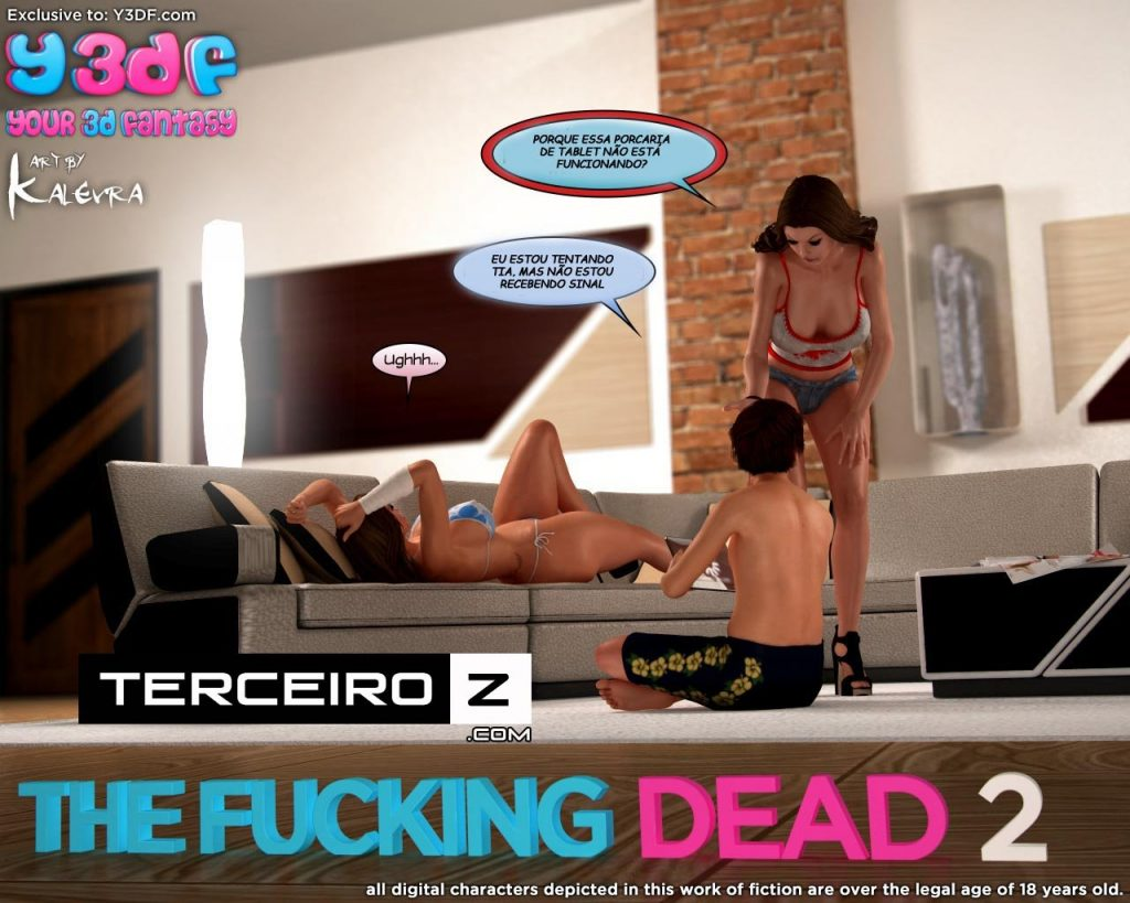 The Fucking Dead 2 – Hentai 3D