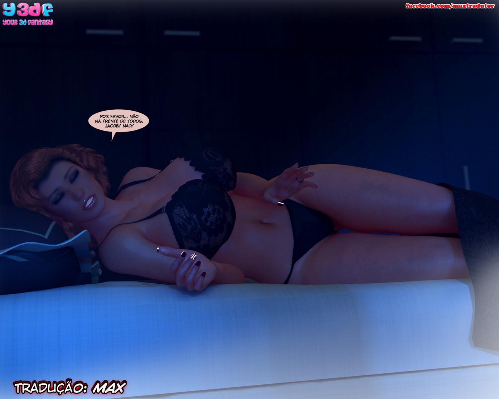 About Time - Hentai Porno 3D