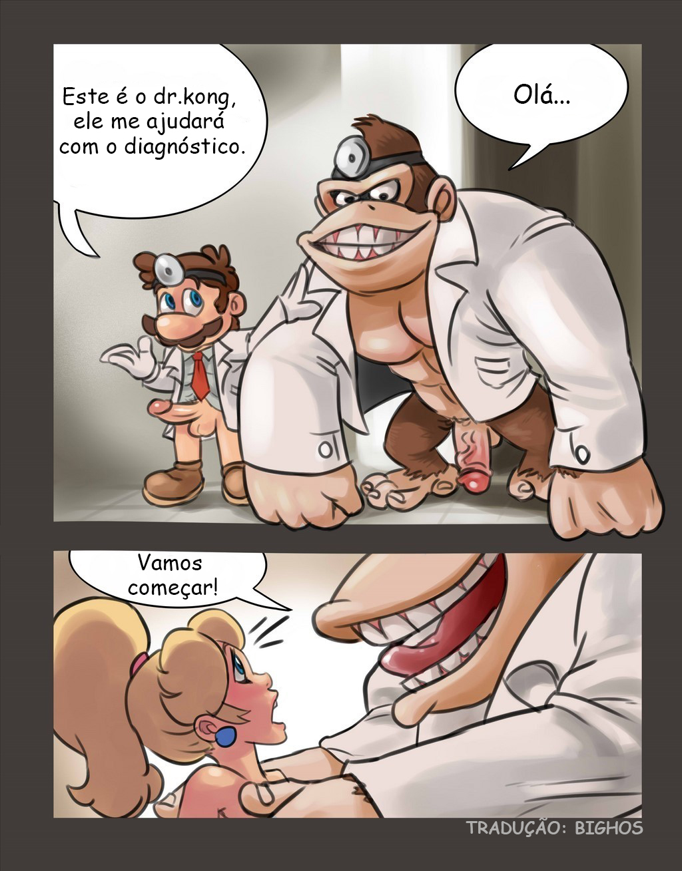 Dr. Mario XXX