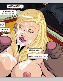 Esposas Querem se Divertir Também 1 - Hentai e Quadrinhos Eróticos - Foto 23