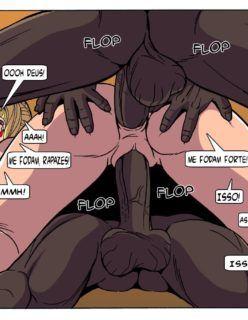 Esposas Querem se Divertir Também 2 - Hentai e Quadrinhos - Foto 18