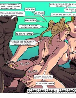 Esposas Querem se Divertir Também 2 - Hentai e Quadrinhos - Foto 19