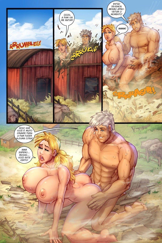 Farm Grown 3 - Mistérios da fazenda