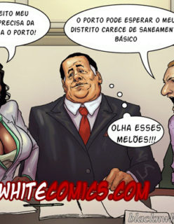 The Mayor 1 - O Prefeito tarado 1 - Foto 16