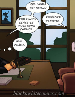 The Mayor 1 - O Prefeito tarado 1 - Foto 3