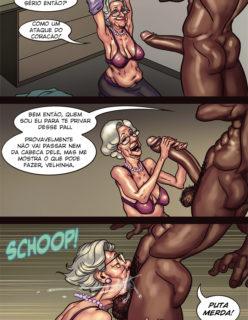 Art Class - Quadrinhos Porno - Foto 104