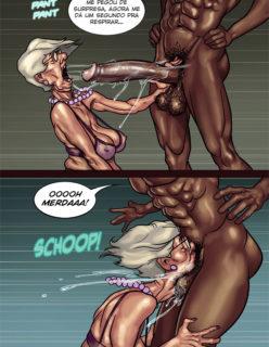 Art Class - Quadrinhos Porno - Foto 106