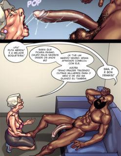Art Class - Quadrinhos Porno - Foto 109