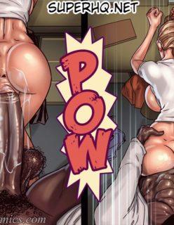 Art Class - Quadrinhos Porno - Foto 17