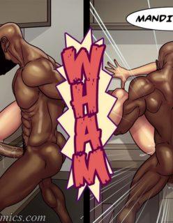 Art Class - Quadrinhos Porno - Foto 34