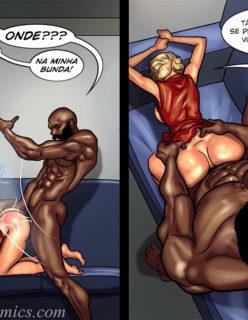 Art Class - Quadrinhos Porno - Foto 95