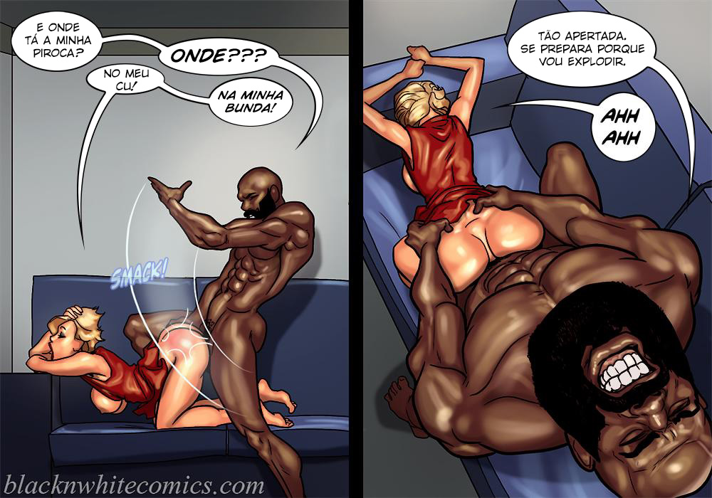 Art Class - Quadrinhos Porno