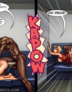 Art Class - Quadrinhos Porno - Foto 96