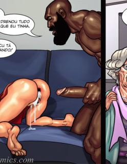 Art Class - Quadrinhos Porno - Foto 98
