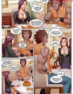 Quadrinho erotico - A professora vadia - Foto 10