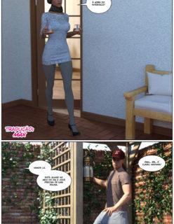 Quadrinho erotico 3D - Young Love Vol.2 - Foto 21