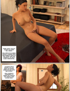 Quadrinho porno 3D- Young Love Vol.1 - Foto 15