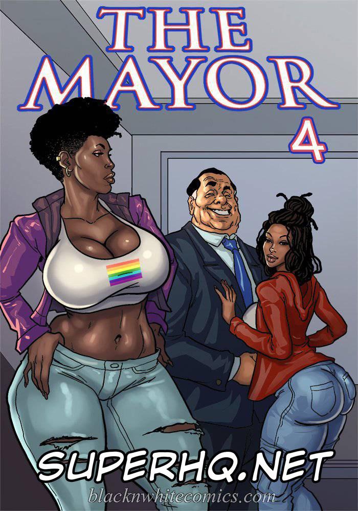 The Mayor 4 - The Hentai Comics - Hentai e Quadrinhos Eróticos